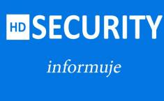 HD SECURITY informuje