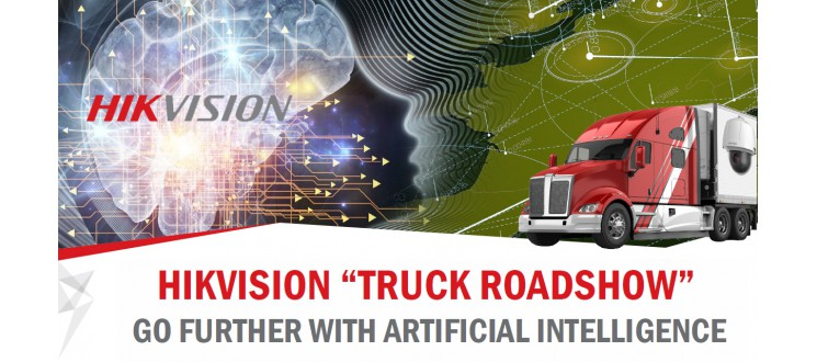 TRUCK SHOW HIKVISION 2018