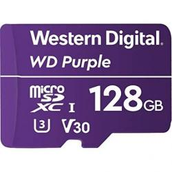 128GB WD Purple micro SDXC